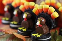 Thanksgiving dinner / by Christy Glover