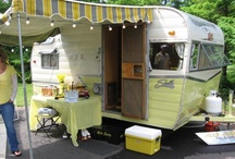 Tiny Travel Trailers / Camping