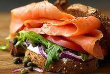 Sandwiches, Wraps, etc. / by BA Wolf