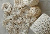 STITCHES / sewing, knitting, crocheting projects galore