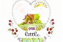 Adorable Abode / Tiny Homes / Cute #SmallHomes and #TinyHomes