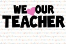 Future teacher / by Jamecia Hardy
