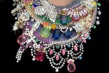 Wearing Jolita Jewellery / That's what our statement jewellery looks when on...