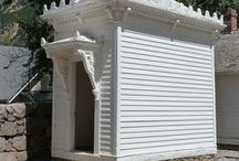 Outhouse - Holy Crap-a-rolla Batman! / Outhouse designs