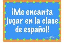 Español / by Saray Whittaker