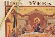 Liturgical Living - Lent