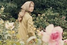 Garden of Earthly Delights / My Style: Wild, Romantic, Pastoral...and Roses