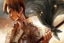 || Attack On Titan || / an anime that has ruined my life