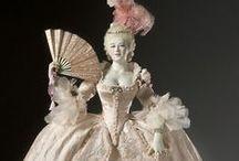 Suknie XVIII wiek