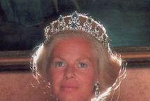 Tiary angielskie - Cambrige Sapphire Tiara