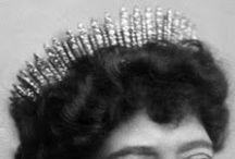 Tiary angielskie - Fife Finge tiara