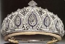 Tiary angielskie - Gloucester Indian Tiara
