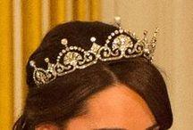 Tiary angielskie - Lotus tiara