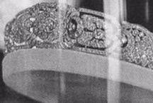 Tiary angielskie - Gloucester Diamond Tiara