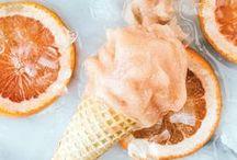 Ice cream & Popsicles. / Ice cream.