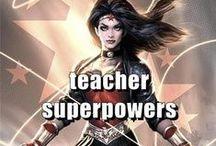 Teaching - ideas
