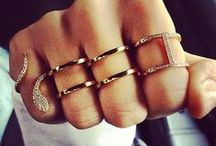 Jewelry & Bling / Jewelry I like that fits all trends. Cool rings, bracelets, necklaces, and earrings.