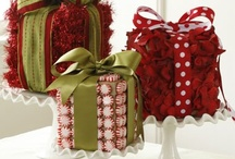 Holiday crafts and decorations / by Sandy Clarke