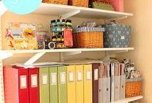 Organization / Everyone needs a little organization in their life.