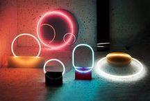 neon & light