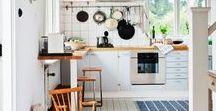 My Someday House / Mostly kitchens