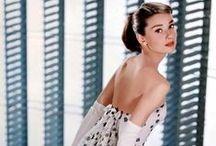 Audrey Hepburn / by Kathy Stevens