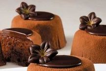All Things Chocolate! / Life without chocolate is......hmmmm.....not life! / by Kathy Stevens