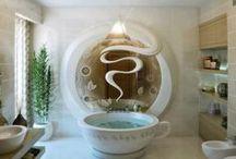 Beautiful bathrooms  / by Kathy Stevens