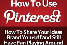 Pinterest Marketing / Pinterest Apps, Pinterest Guides, Pinterest Books and More to help you succeed online with Pinterest. / by Crafty Frames