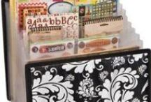 Scrapbooking Supplies / by Crafty Frames