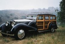 Vintage Transport.. / classic lines---aaahhhh!!! take me away........ / by Nancy T