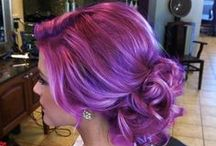 Hair Do's  / by Jessica McPherson