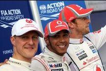 F1 Motor Racing