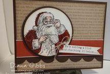 Santa's List 2013 SU Holiday Catalog