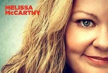 Melissa McCarthy / Melissa McCarthy, the actress!