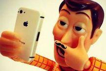 Selfies and Photobombs! / Selfies and photobombs!