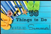 Stuff to Entertain the Kids! / Ideas for things to entertain the kids.