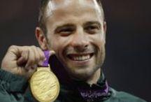 Oscar Pistorius / About Oscar Pistorius and the Oscar Pistorius trial