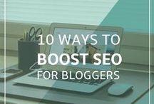 Blogging: SEO / Search Engine Optimization (SEO) for blogging.