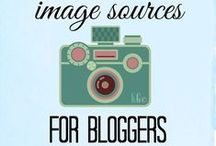 Blogging: Images / Resources for using images on the blog.