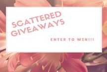 Giveaways & Freebies / Giveaways & Freebies! NO REFERRAL LINKS Giveaways & Freebies ONLY!  If You would like to be added please email me at Kayla@Scatterbrainedmom.net with your email address connected to pinterest  / by Kayla Palmer- (Scatterbrained Mom)