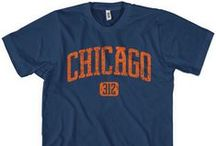 Chicago T-Shirts / Our Chicago, Illinois T-Shirt Collection.