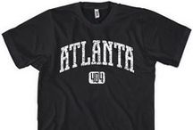 Atlanta T-Shirts / Our Atlanta, Georgia T-Shirt Collection