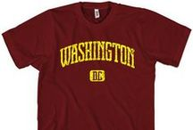 Washington D.C. T-Shirts / Our Washington D.C. T-Shirt Collection.