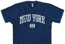 New York City T-Shirts / Our New York City, New York T-Shirt Collection.