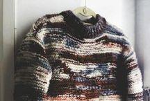 Knitting Inspiration / by Kristen Orme