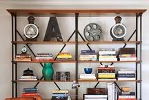 Home Decor - Bookshelves