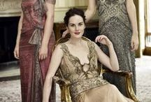 Downton Abbey Fashion / Downton Abbey Fashion: #downtonabbey, downton abbey, English, Lady Sybil Crawley, Lady Edith Crawley, Lady Mary Crawley, Michelle Dockery, Jessica Brown Findlay, Laura Carmichael, #DowntonPBS / by Sarah Sarna