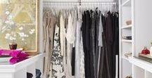 Closet Dressing Room / Dream Closet Ideas