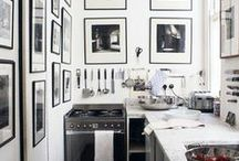 kitchen/dining room inspiration..... / ....there should be Beauty in the heart of the home. / by Joy Burt